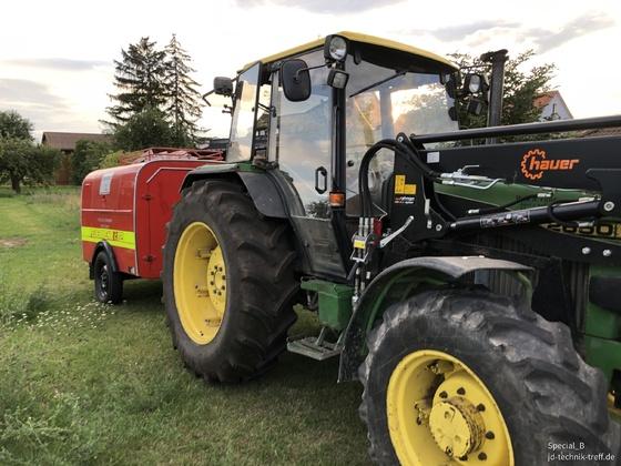 2650 als Feuerwehrfahrzeug