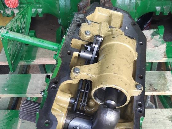 Hydraulikzylinder neu abdichten
