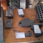 CNC Laser-Teile