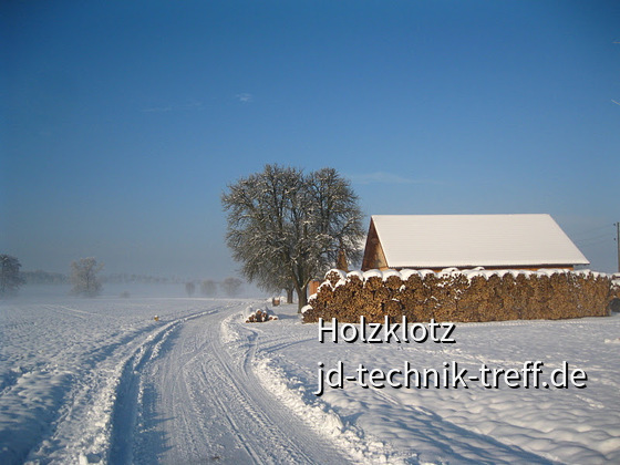 Schön ist der Winter